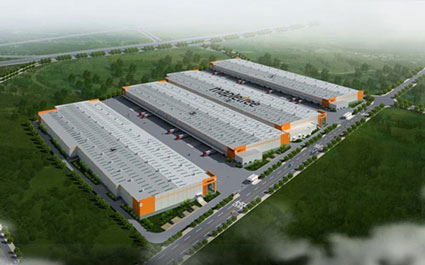 Mapletree Changsha Hi-Tech II Logistics Park